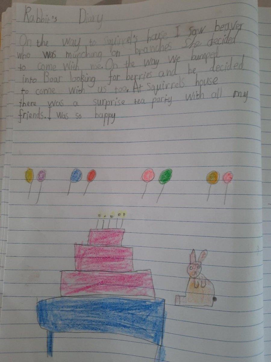Daisy C's Diary